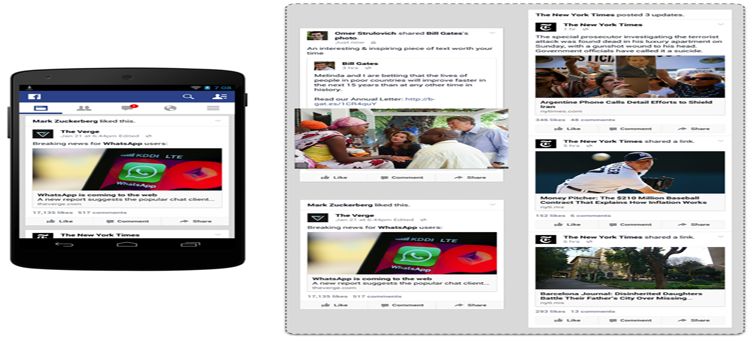 Fast Rendering News Feed on Android - Facebook Engineering