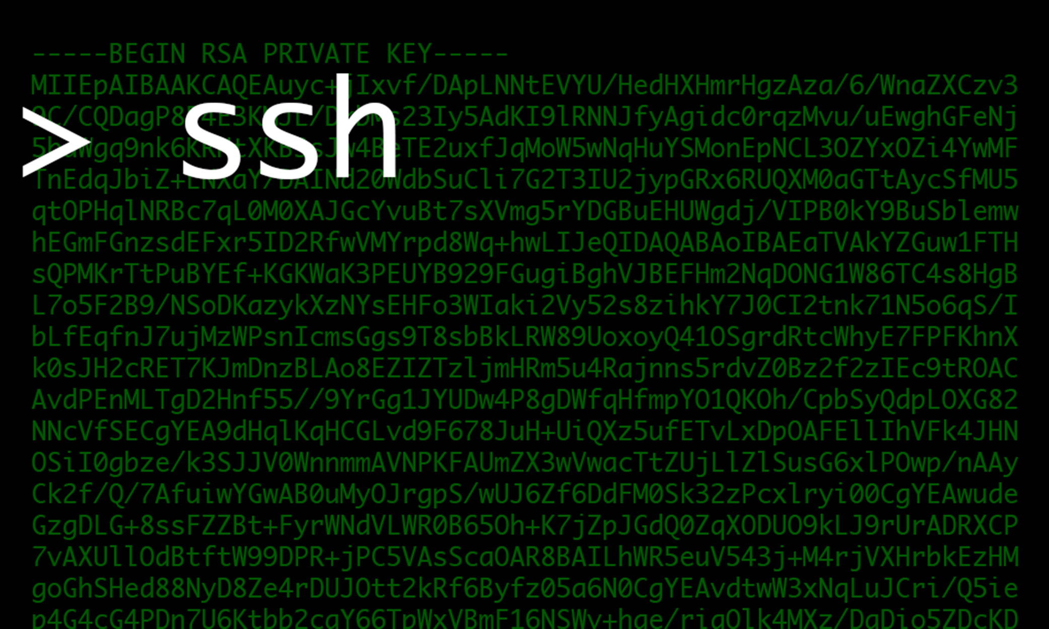 Scalable and secure access with SSH - Facebook Engineering