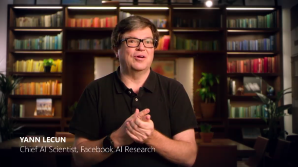 Speeding up AI development and collaboration with ONNX, with Yann LeCun