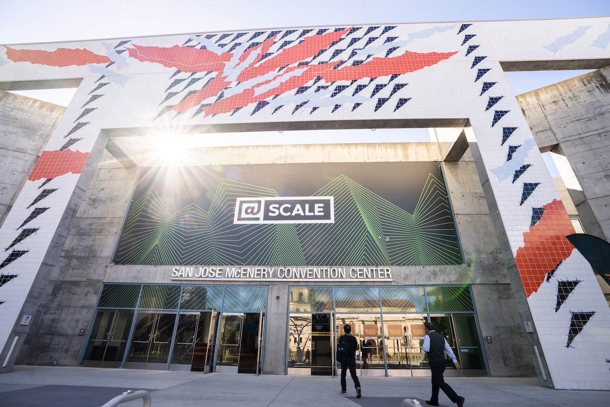 2018 @Scale Conference