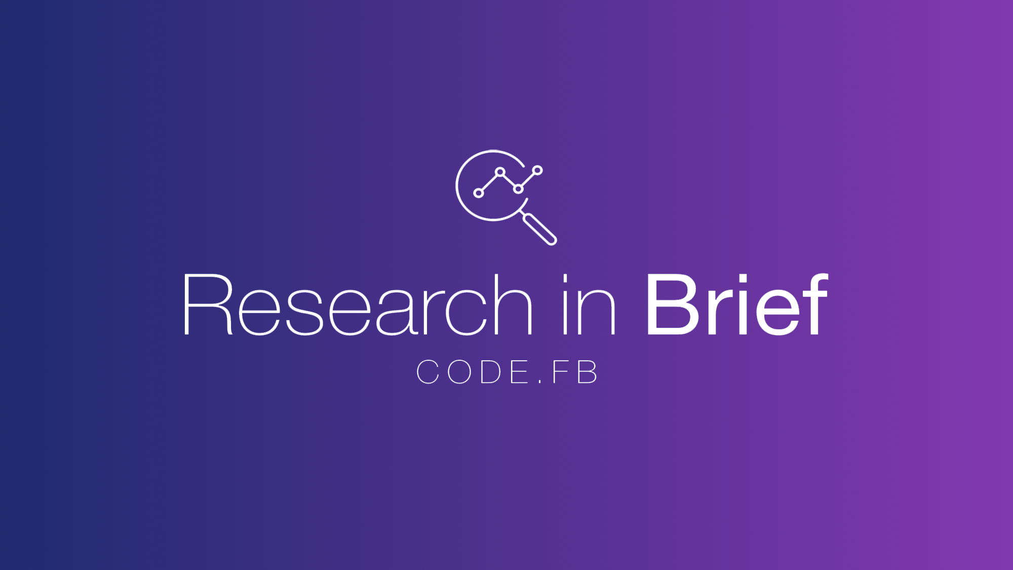 Research in Brief: Neural Egg Separation: Training ML systems to extract audio and video from noisy, cluttered environments on Code.fb.com, Facebook's Engineering blog
