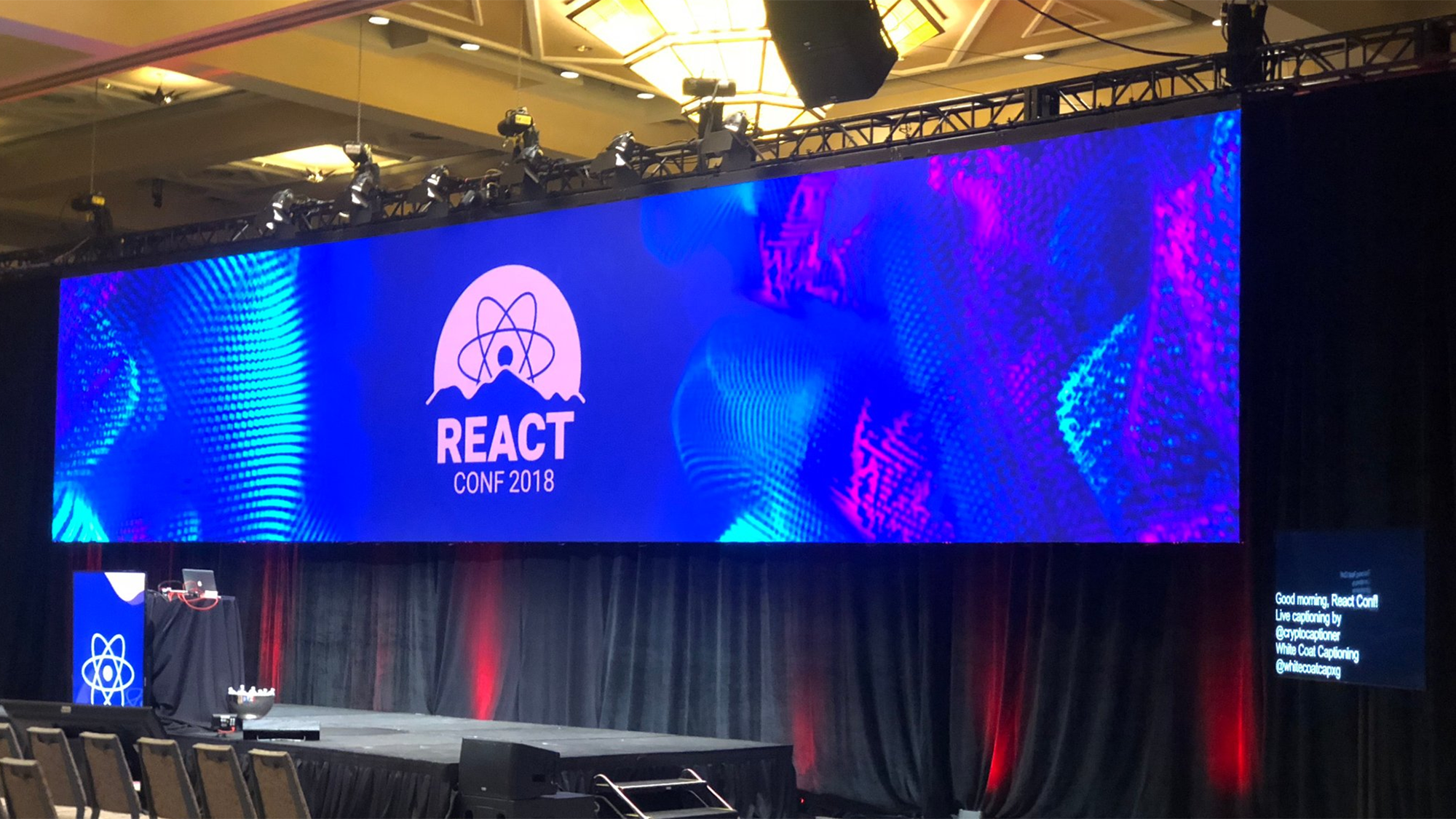 React Conf recap: Hooks, Suspense, and Concurrent Rendering on engineering.fb.com, Facebook's Engineering blog