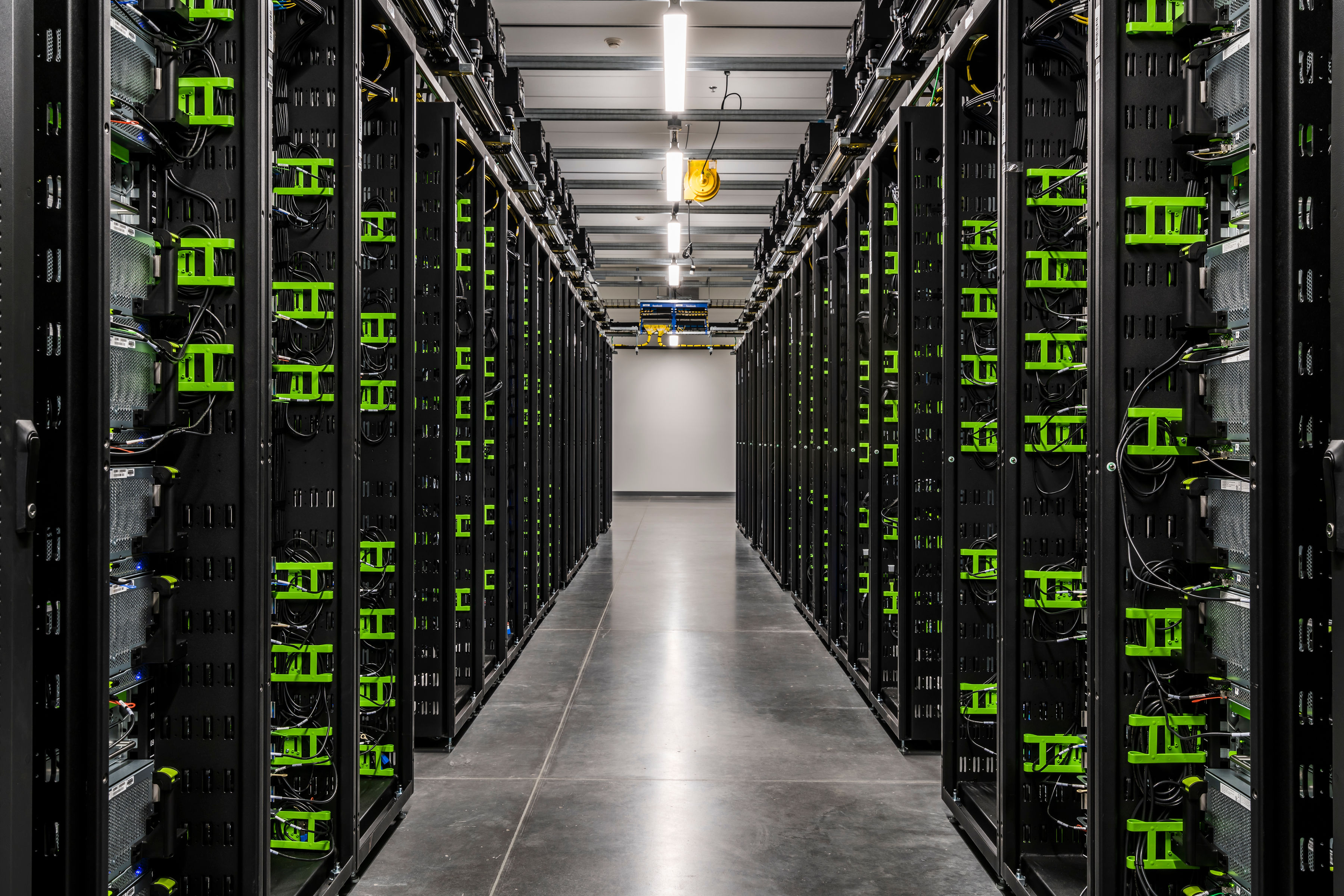 Inside our Los Lunas data center