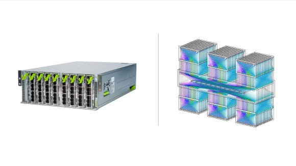 Reinventing Facebook's data center network with F16 and Minipack