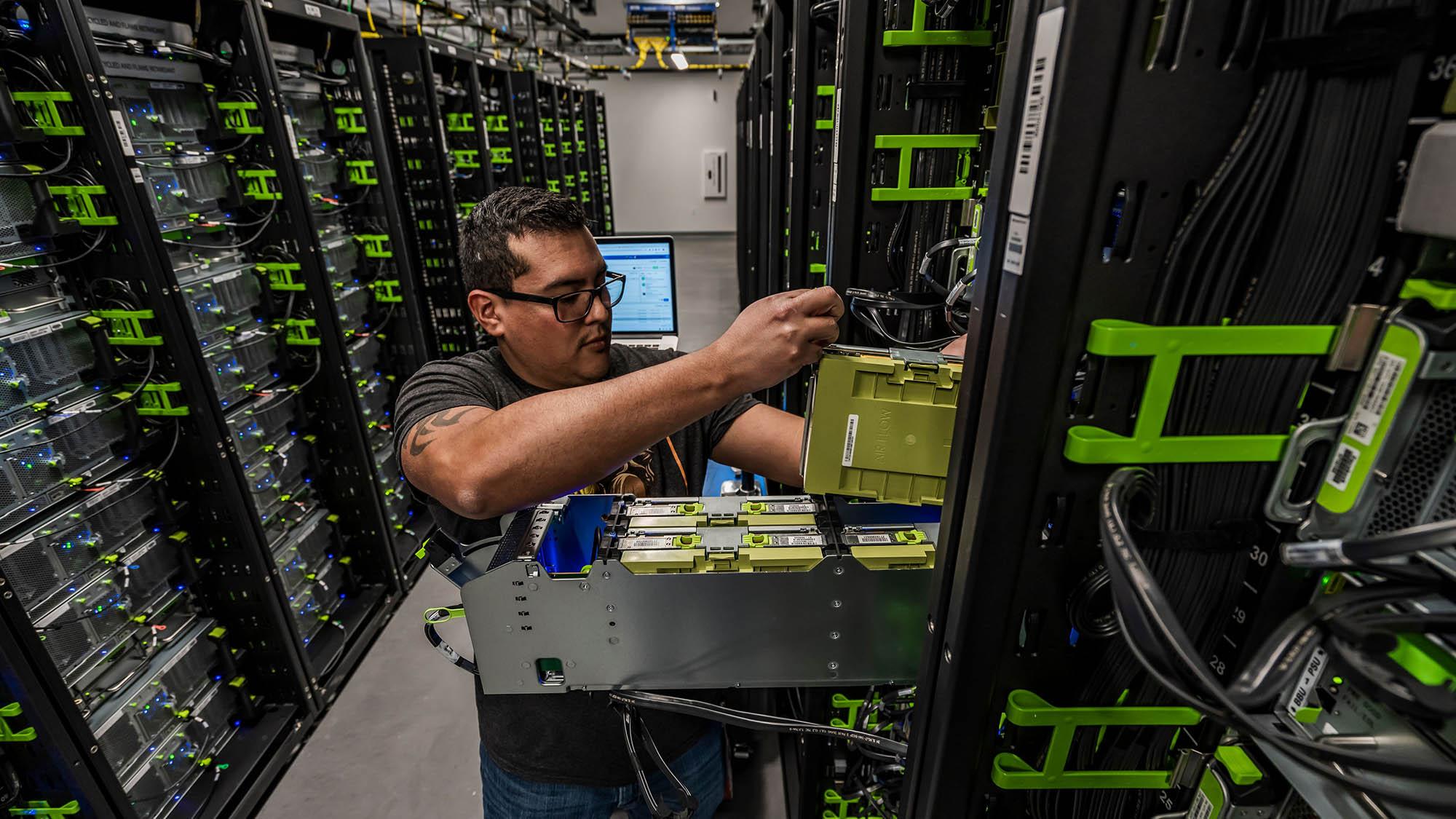 Facebook announces next-generation Open Rack frame