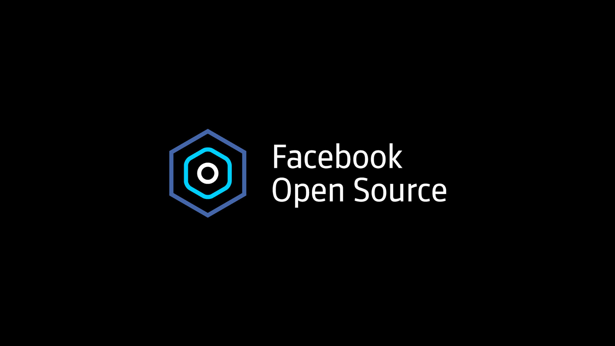 F8 Open source releases at F8 2019