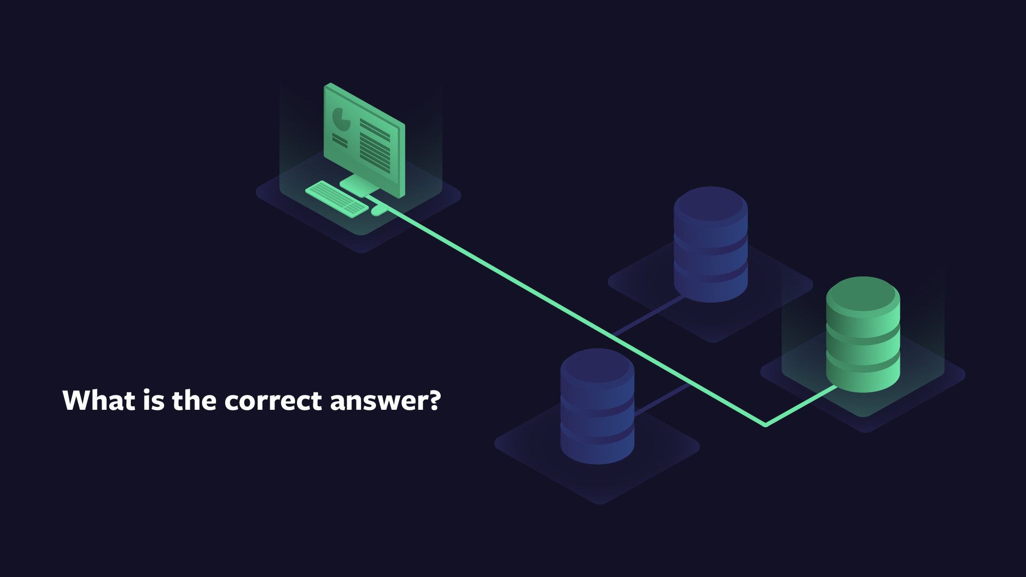 """Imagine you have an application that is replicating writes to three different hosts. Only one out of three writes is successful. Should the I/O system return """"success"""" to the user — or should it wait for all three to succeed, fail, or time out?"""