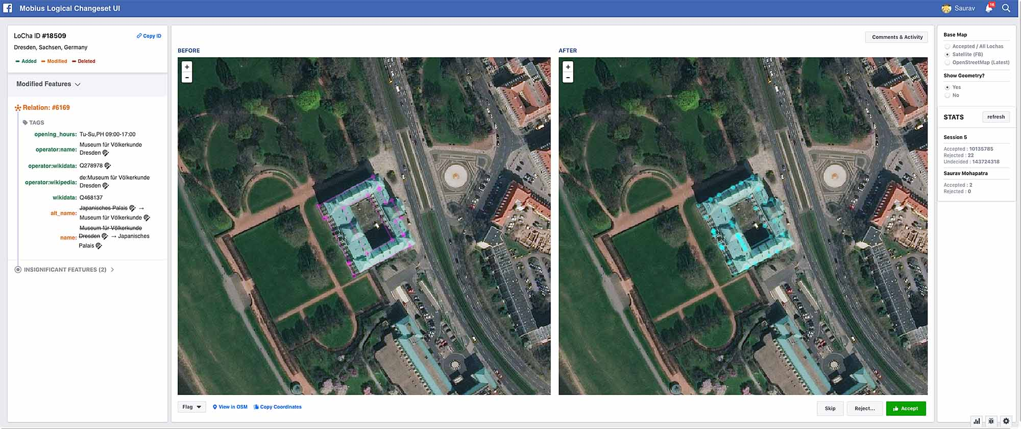 MaRS: How Facebook keeps maps current and accurate