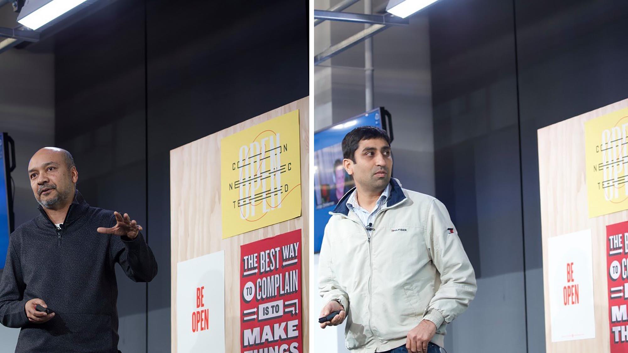 Fiaz Hossain, CTO of Site Reliability, Salesforce Suhas Dantkale, Lead Software Engineer, Salesforce